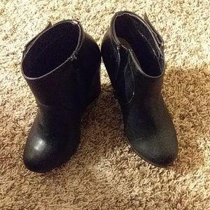 Torrid Wedge Boots